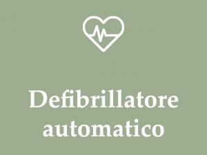 DAE - Defibrillatore automatico, Davide Lo Presti