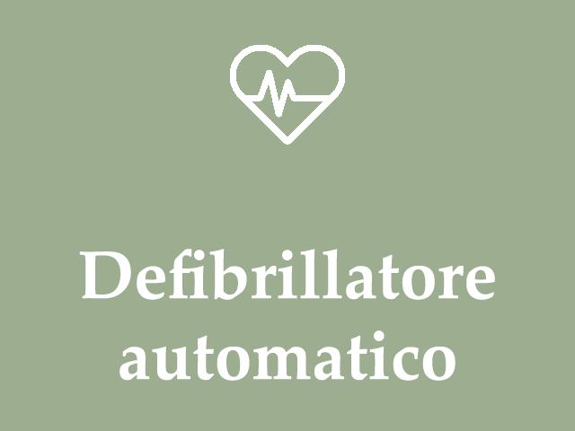 DAE – Defibrillatore automatico