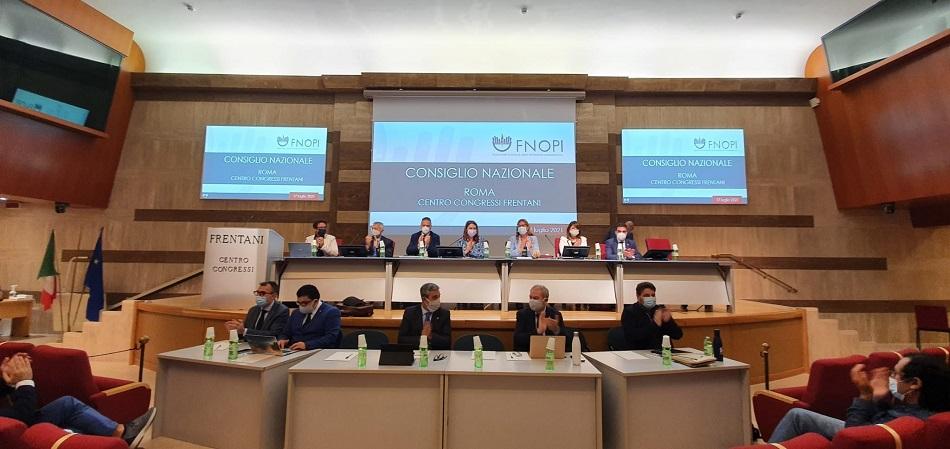 FNOPI: il Consiglio nazionale torna in presenza dopo oltre un anno